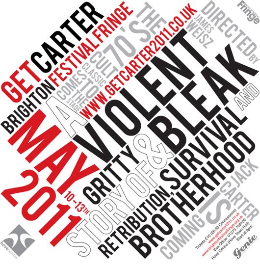 Get Carter - Flyer/Poster