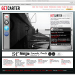 Get Carter – Website Design