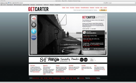 Get Carter Website