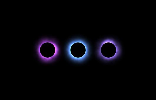 Free Wallpaper Desktop - Eclipse Design - 001
