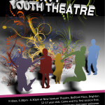 NVT Youth Theatre Poster