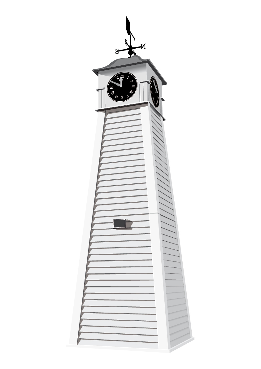 Littlehampton-Clock-Tower-Graphic Design-Illustration-02