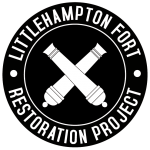 Littlehampton Fort Restoration Project Logo Design