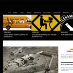 Littlehampton Fort Restoration Project Website Design