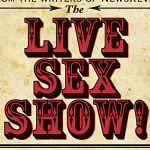 The Live Sex Show Poster – Graphic Design