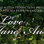 In Love With Jane Austen Poster – Graphic Design