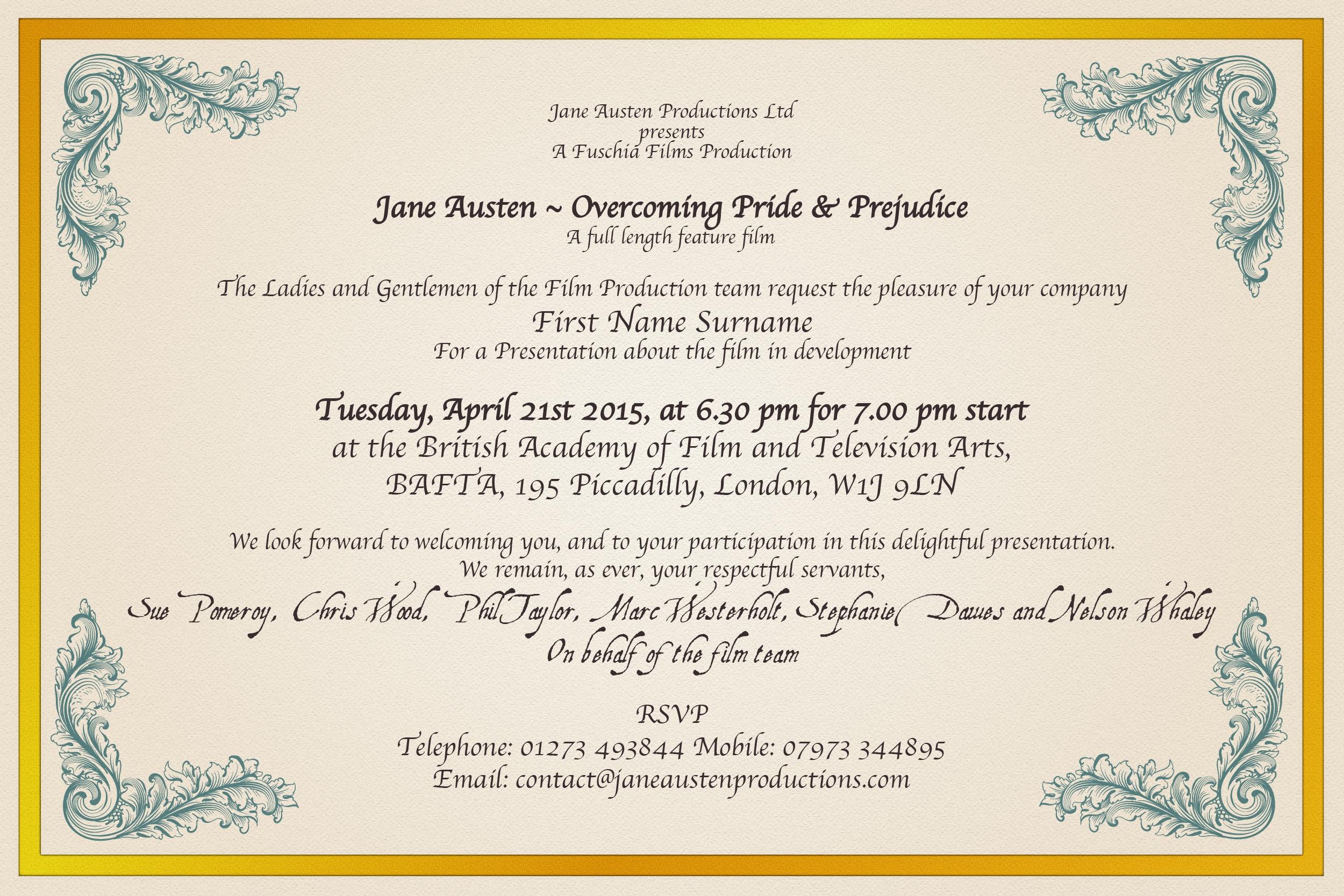 jane-austen-BAFTA-presentation-invite_Invite