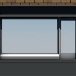 Shop Front Window (Empty) Templates (Vol.2) – Free Downloads