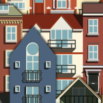 Littlehampton Architecture Illustration